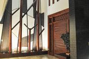 Unique modern doors